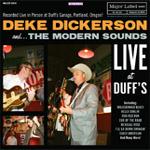 Deke Dickerson - Live at Duff's