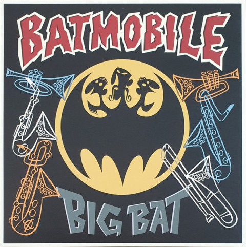 batmobile big bat