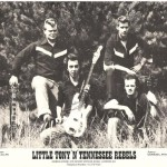 Little Tony & the Tennessee Rebels - first lune-up