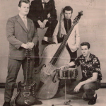 Little Tony & the Tennessee Rebels - 2nd line-up
