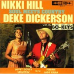 Deke Dickerson w/ Nikki Hill - Soul Meets Country