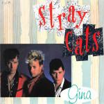 Stray Cats - Gina -EMI
