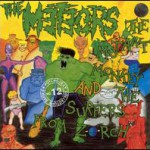 meteors - The Mutant Monkey & the Surfers from Zorch