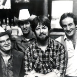 The memphis Rockabilly Band in 1978 - Bill Coover, Hank ?, Jeff Spencer and Terry Bingham