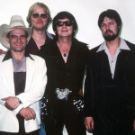 Coover, Lynn Farrar and Jeff Spencer) with Roy Orbison