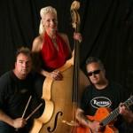Hot Rod trio (Pete Bonny, Suzy Dughi, Buddy Dughi)