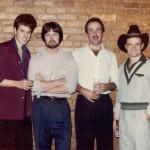 Memphis Rockabilly band with Preston Hubbard