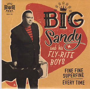 Big Sandy and his Fly Rite Boys - Fine, Fine, Superfine