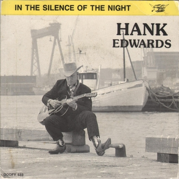 Hank Ewards - In the silence of the Night