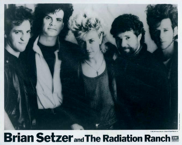 Brian Setzer Radiation Ranch