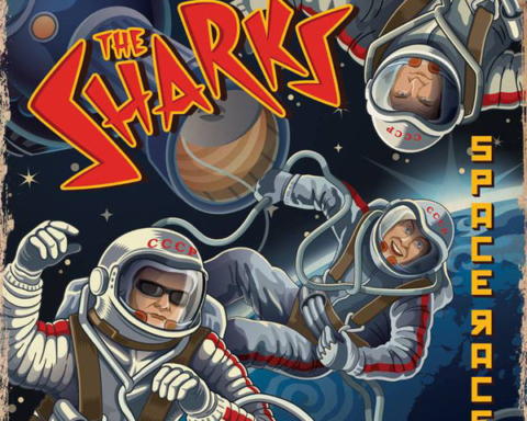 sharks space race