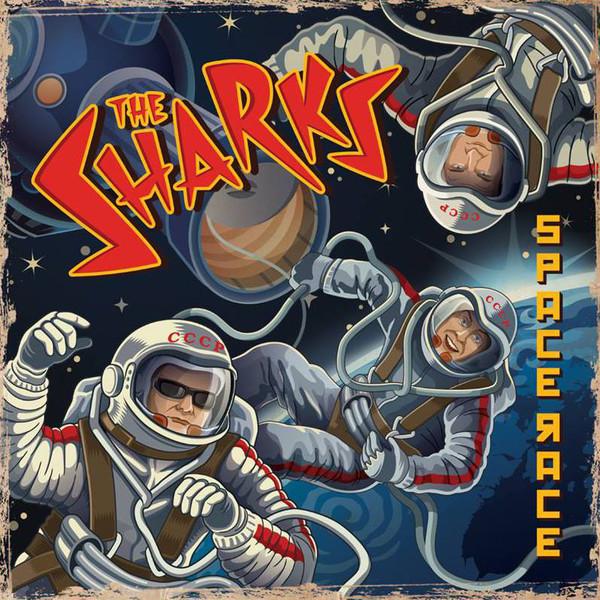 sharks space race
