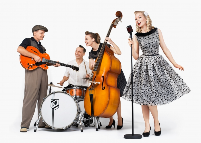 Maryann and the tri-tones