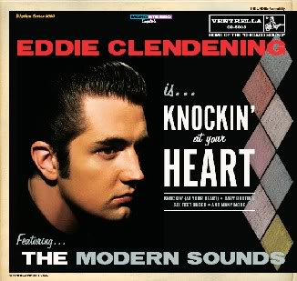 Eddie Clendening is… Knocking at your heart.