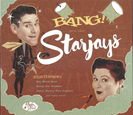 The Starjays - Bang! It's the Starjays