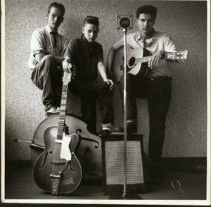 The Tin Star Trio