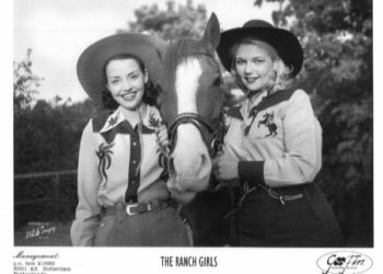 The Ranch Girls (Miss Mary Ann and Caroline)