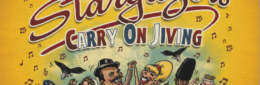 Stargazers - Carry On Jiving