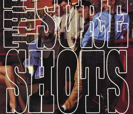 The Sureshots - Four to the Bar