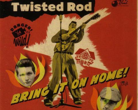 twisted rod