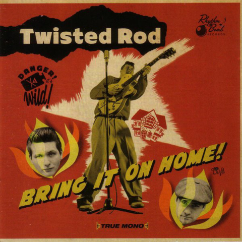 twisted rod