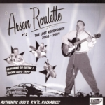 arsen roulette - the lost recordings