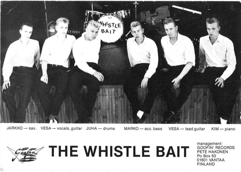 whistle bait