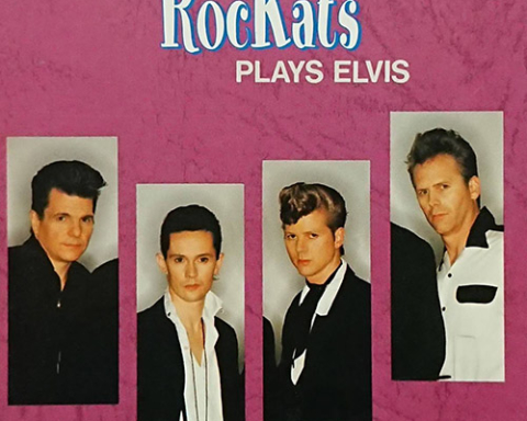 Rockats plays Elvis