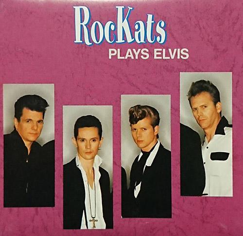 Rockats plays Elvis