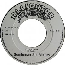 Gentleman Jim Mealey