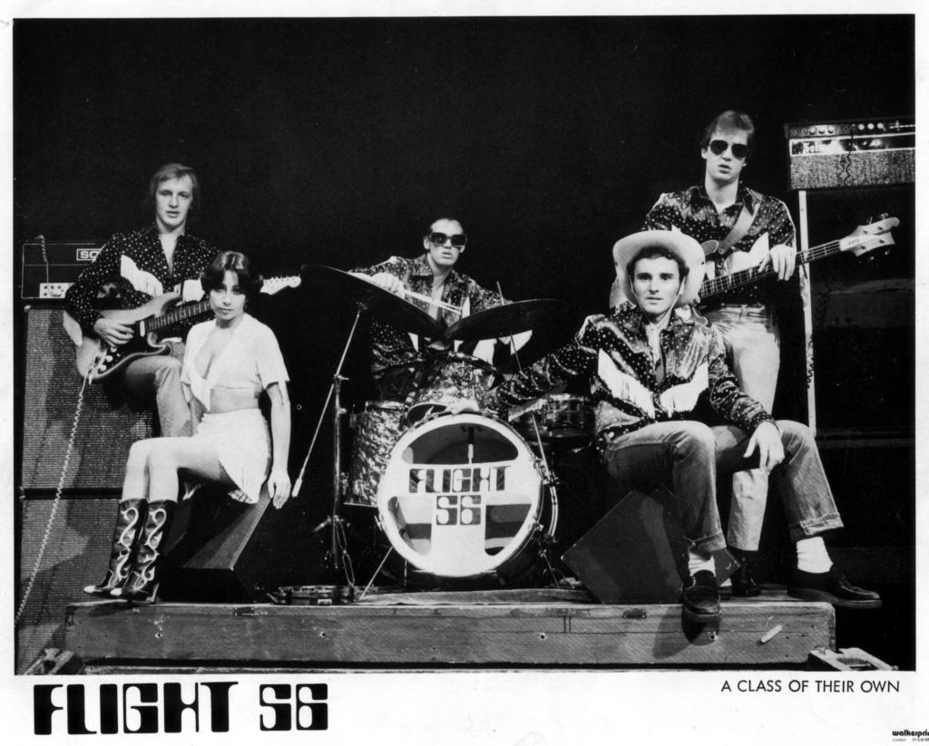 Little Tina and Flight 56
