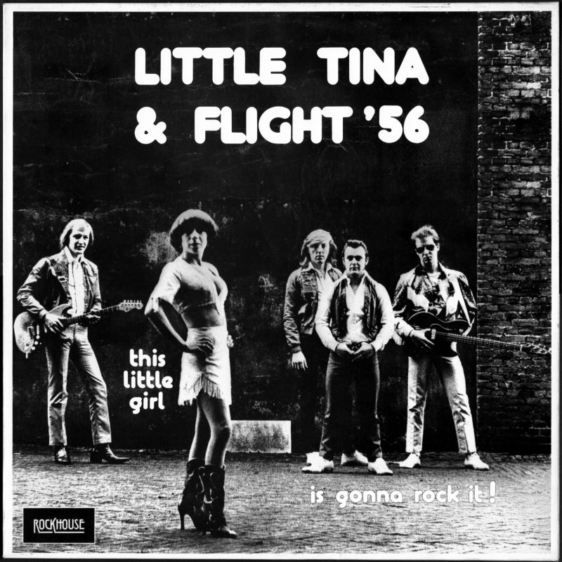 little tina and flight 56