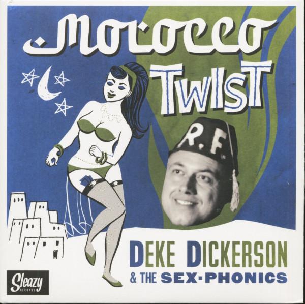 Deke Dickerson Morocco twist