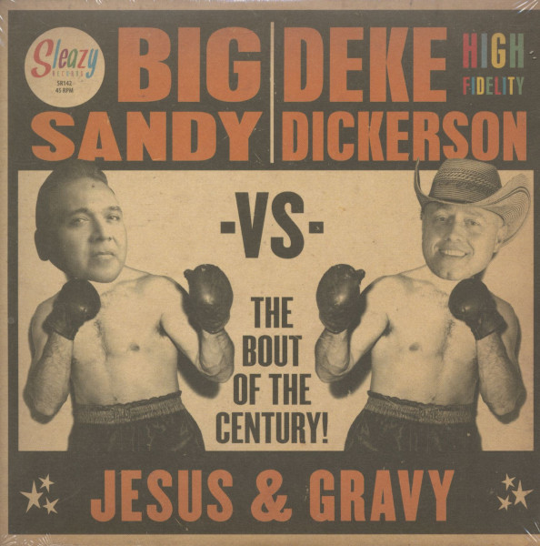 Big Sandy vs Deke Dickerson