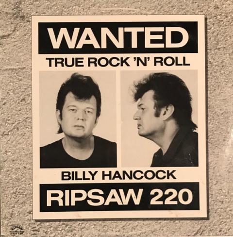 billy hancock